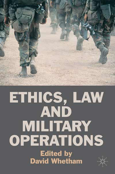 Ethics, Law & Military Operations